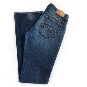"LUCKY BRAND | ""Zoe"" Bootcut Jeans"